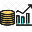 Graph Money Success Icon