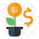 Money Growth Growth Business Growth Icon