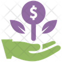 Money Growth Investment Money Icon