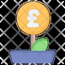 Investment Finance Money Icon