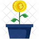 Investment Money Finance Icon