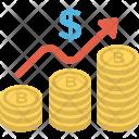 Money Growth Profit Icon
