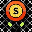 Money Growth Dollar Growth Growth Icon