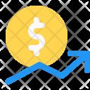 Dollar Value Money Icon