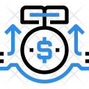 Investment Money Growth Icon