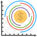 Money Growth Business Icon