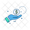 Money Dollar Business Icon