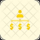 Money Hierarchy Icon