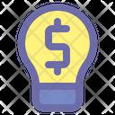 Idea Think Light Icon