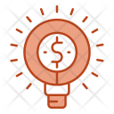 Money Idea Creativity Icon