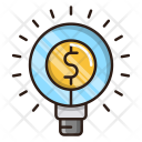 Money Idea Business Icon