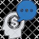 Money Idea Chat Icon