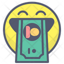 Dollar Mouth Mouth Dollar Icon