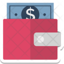 Money Wallet Dollar Icon