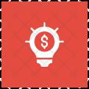 Money innovation Icon