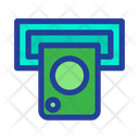 Money Deposit Money Deposit Icon