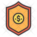 Protect Safety Money Security Icon