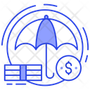 Money Protection Finance Safety Asset Protection Icon