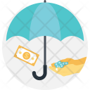 Insurance Business Paper Icon