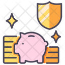 Iinsurance Money Money Insurance Saving Money Icon