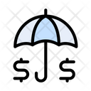 Dollar Protection Insurance Icon