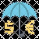 Protection Insurance Money Icon