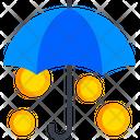 Money Insurance Secure Payment Cash Icon