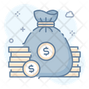 Money Sack Money Investment Money Icon