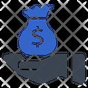 Cash Finance Investment Icon
