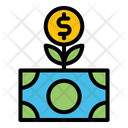 Money Investment Investment Growth Icon