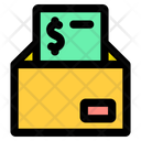 Email Finance Technology Icon