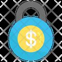 Money Lock Icon
