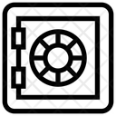Money Cash Vault Icon