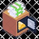 Money Locker Icon