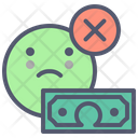 Dollar Deny Deny Dollar Icon