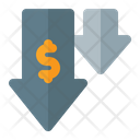 Money Loss Icon