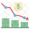 Loss Business Analytics Icon