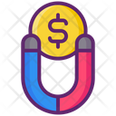 Money Magnet Icon