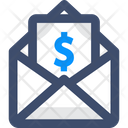 Money Mail Icon