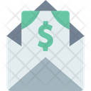 Envelope Money Mail Cash In Mail Icon