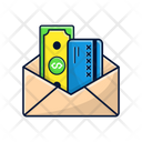 Mail Email Money Icon