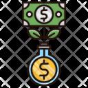 Money Making Banking Icon
