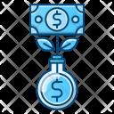Money Making Savings Icon