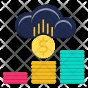 Cash Money Making Icon