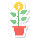 Money Making Online Business E Commerce Icon