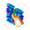 Money Making Innovation Outlie Icon