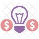 Money Making Idea Icon
