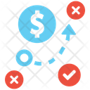 Money Making Strategy Strategy Business Icon
