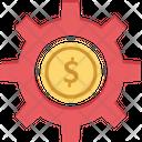 Settings Gear Gearwheel Icon