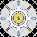 Money Management Financial Icon
